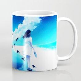 Lighthouse At The Sea Coffee Mug