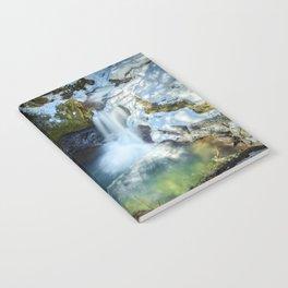 Paradise Falls 1 Notebook
