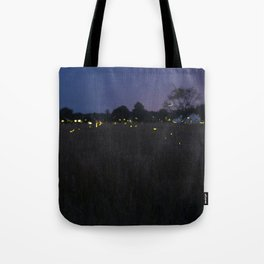 Lanterns in the Sky Tote Bag
