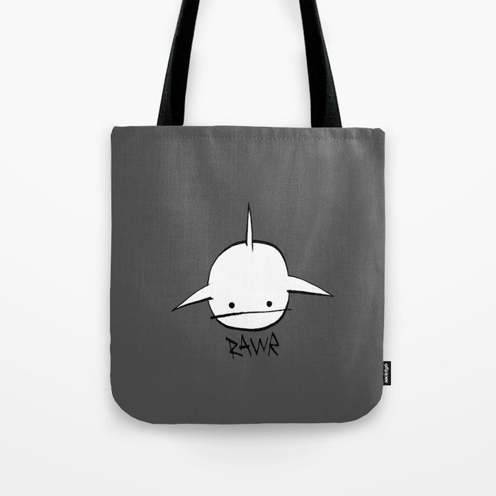 minima - hover shark Tote Bag