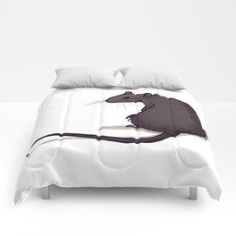 Feeling Ratty Comforters