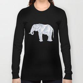 Stone Elephant Long Sleeve T-shirt