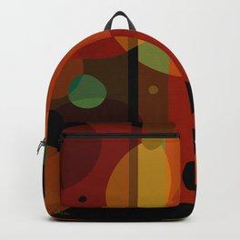 Technicolor (Pattern) Backpack