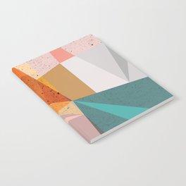 Modern Geometric 67 Notebook