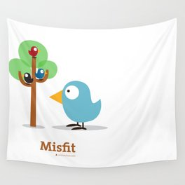 Misfit Wall Tapestry