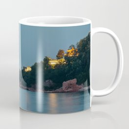 Old dragon`s head (2:3 ratio) Coffee Mug