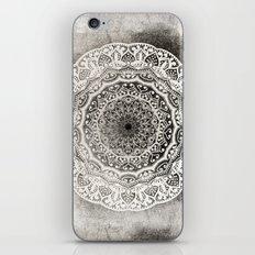 DESERT FLOWER MANDALA iPhone & iPod Skin