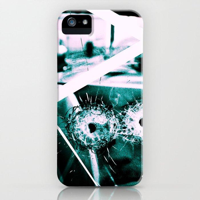LA Crime Scene iPhone Case