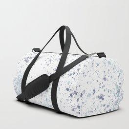 Abstract Winter 1 Duffle Bag