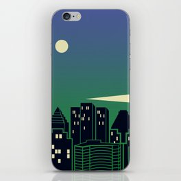 Montreal Skyline iPhone Skin