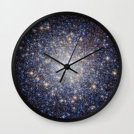 Cluster of Stars Wall Clock