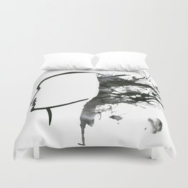 Mindblown Duvet Cover