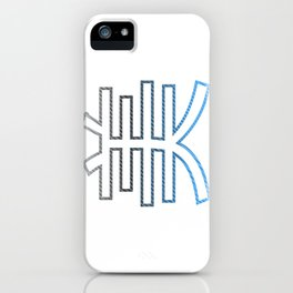 Beauty Borders iPhone Case