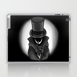 He's Coming for You Laptop & iPad Skin