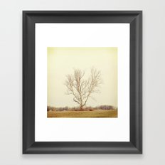Grow Grow Grow Framed Art Print
