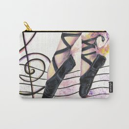 Dancing in the Street of Music Carry-All Pouch