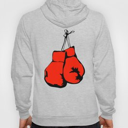 Hanging Boxing Gloves Hoody