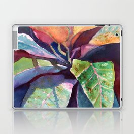 Colorful Tropical Leaves 3 Laptop & iPad Skin