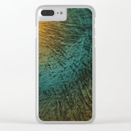 Stiff Breeze Clear iPhone Case