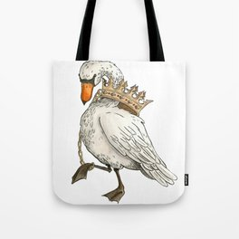 Dunstable Swan Tote Bag