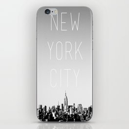 Like no other iPhone Skin
