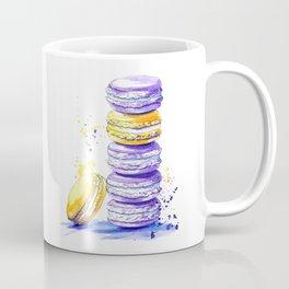 Violet macarons Coffee Mug