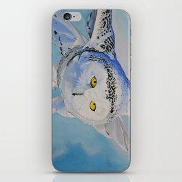 Snow Owl iPhone Skin