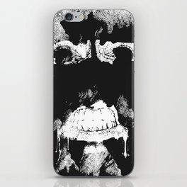 GNARLY FACE iPhone Skin