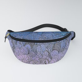 Friends in the Foliage Fanny Pack