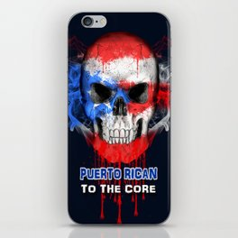 To The Core Collection: Puerto Rico iPhone Skin