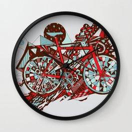 FIX TRIP ~ GREY Wall Clock