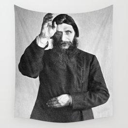 Rasputin The Mad Monk Wall Tapestry