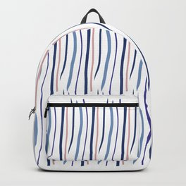 Indigo brush styles Backpack