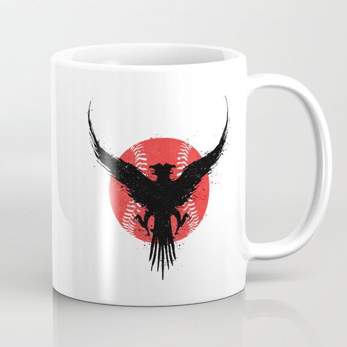 Eagle baseball Coffee Mug