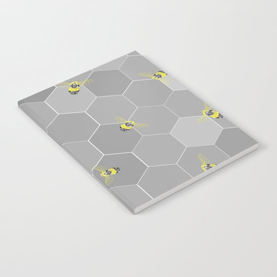 Busy Bees Notebook