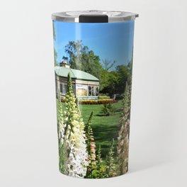 Ballarat Botanical Gardens in Spring Travel Mug