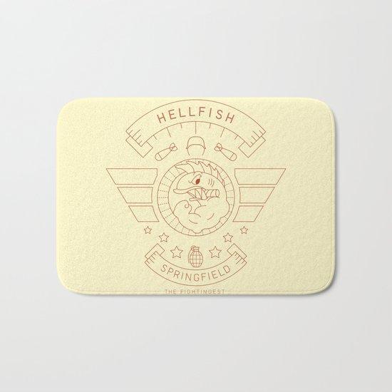 Members Only: Hellfish Bath Mat