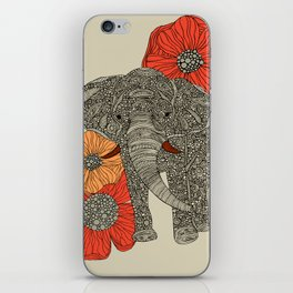 The Elephant iPhone Skin
