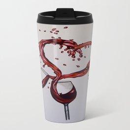 I Love Wine Travel Mug