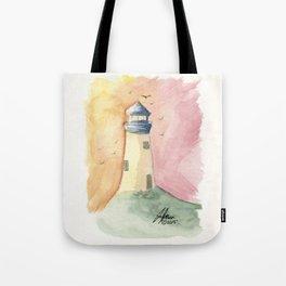 Lighthouse Impressions III Tote Bag