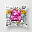 Thank You for Being a Friend by gigglebox