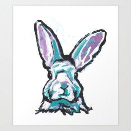 I 'm A Bunny Rabbit Art Print