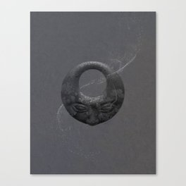 Mystic Pebbles No2 Canvas Print