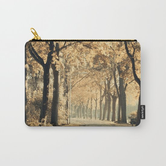 Autumn scenery #1 Carry-All Pouch