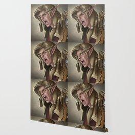 Elven Fury Wallpaper