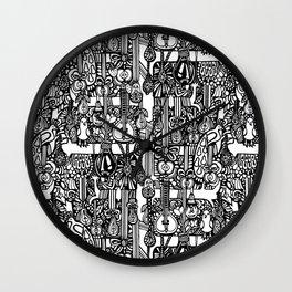Peartree Wall Clock