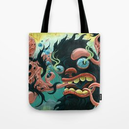 Guardian of the Bubble Pipes of Creation Tote Bag