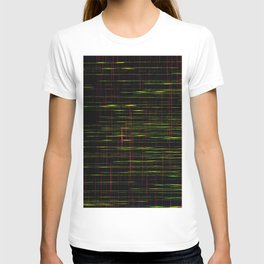 Horizontal and vertical T-shirt