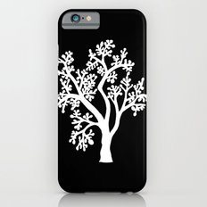 Solo Tree White on Black iPhone 6s Slim Case