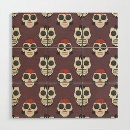 Till Death Do Us Part? (Patterns Please) Wood Wall Art
